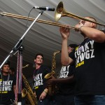Funky Dawgz' Big Easy Path to Brass Band Music