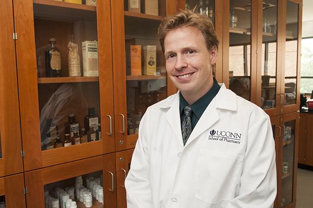 C. Michael White, professor of pharmacy practice.