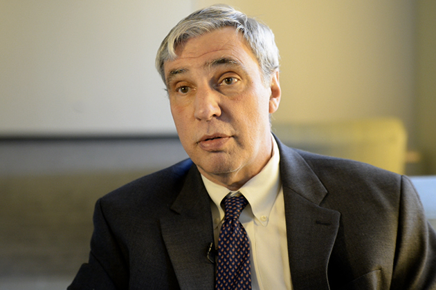 Ron Schurin, associate professor-in-residence, Department of Political Science.
