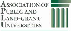 Association of Public and Land-grant Universities logo