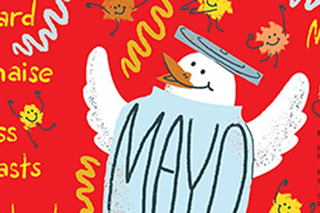 cookbook mayo