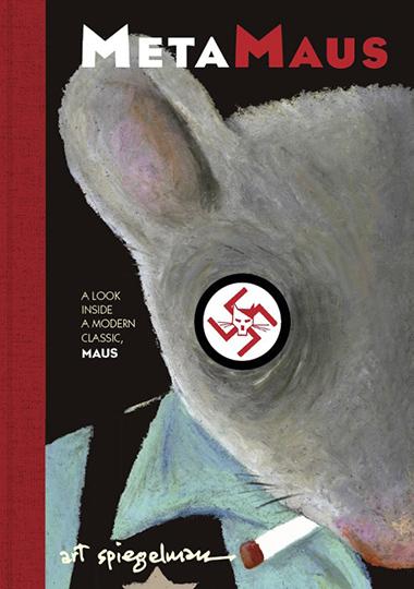 MetaMaus cover image, by Art Spiegelman.