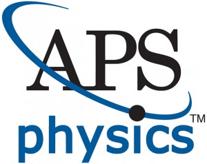 The American Physical Society logo