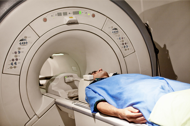 An fMRI machine. (iStock Photo)