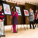 Go Red For Women Student Art Exhibit