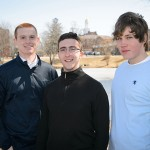 Three UConn Students Named Goldwater Scholars
