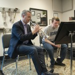 A Trumpeter's Journey