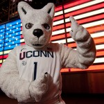UConn's Husky Mascot – From the Inside Out