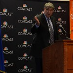 UConn, Comcast Launch Center for Security Innovation