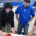GK-12 Program Utilizes Skills of Graduate Students at Engineering Design Challenge