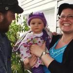 Nervous New Mom Glad She Picked UConn Health