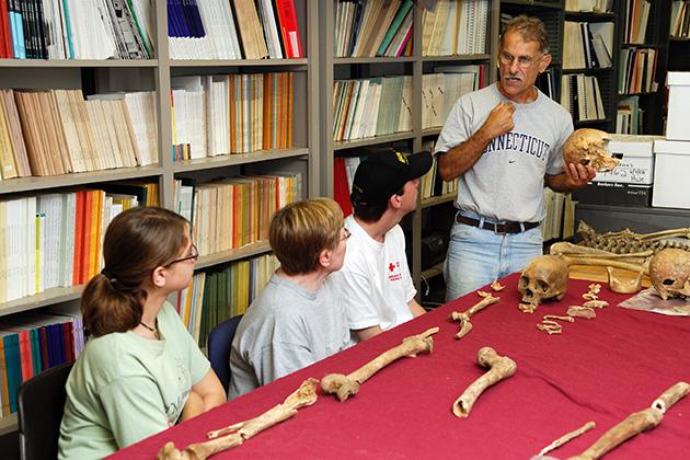 Bellantoniarcheologyfieldschool