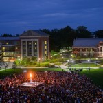 A Dynamic Community: UConn in 2014