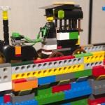 Lego Model Aqueducts Bridge Ancient and Modern
