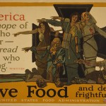 Food Conservation Posters Mark WW I Centennial
