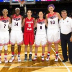 USA Women's Squad Packed with Huskies for FIBA Tournament
