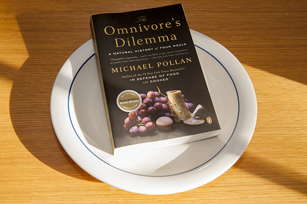 UConn Reads: Our Book, The Omnivore's Dilemma