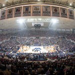 'Green' Lighting to be Installed at Gampel Pavilion