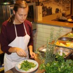 Getting a Taste of a Sustainable Food System