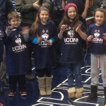 Huskies Challenge Kids to 'Bring Their A Game'