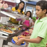 Students Throw Away Less Food With New Healthier School Lunches