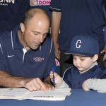 The Newest, Youngest Member of UConn Baseball