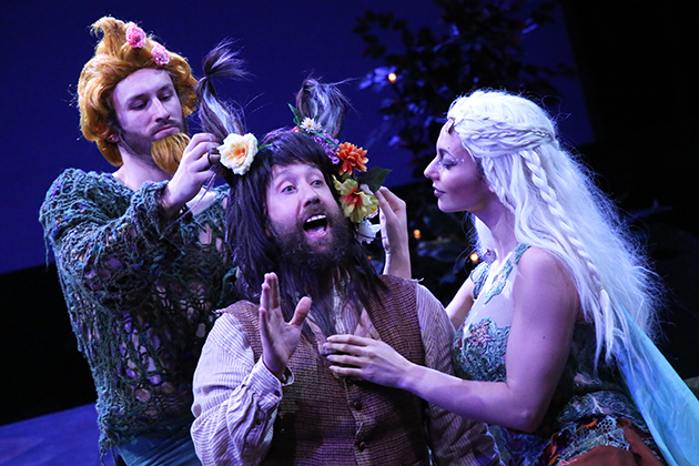 a midsummer night s dream play and movie comparison With the title of a midsummer night's dream, the suggestiveness of the importance of dreams and dreaming in the play could not be more.