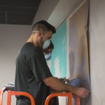 Student Mural As Much About Process As Product
