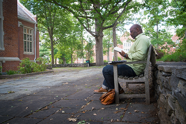 UConn Reads: The Realities of Race and Policing