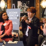 Food for Thought at UConn's First Science Salon