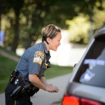 Police Department Welcomes Incoming Class