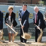 Construction Begins on New Engineering and Science Building