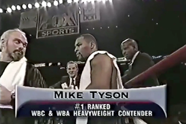 When Mike Tyson defeated Buster Mathis in December 1995, Dr. Cato Laurencin was his ringside doctor.