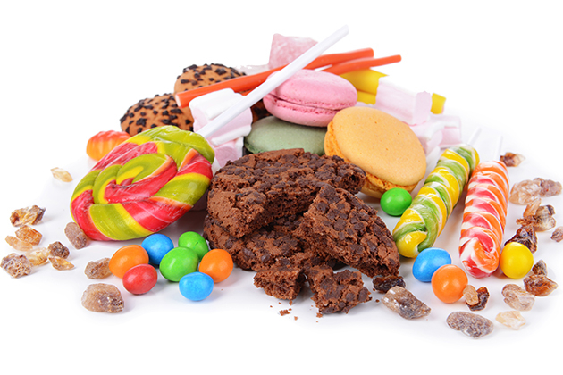 Candy. (Shutterstock Photo)