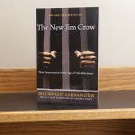 Book cover of 'The New Jim Crow,' the 2015-16 selection for UConn Reads. (Sean Flynn/UConn Photo)