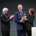 President Clinton Awarded Dodd Prize for Human Rights
