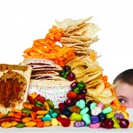 The Rudd Center reports that children are often exposed to unhealthy snack choices.