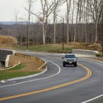 New Road Opens for Storrs Campus