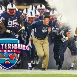 UConn Football Headed to St. Petersburg Bowl