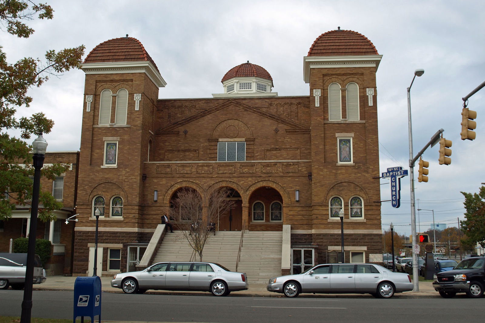 16th street baptist church bombing images