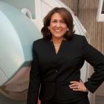 Anne Diamond, CEO of UConn John Dempsey Hospital.