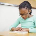 A child reading. (iStock Photo)