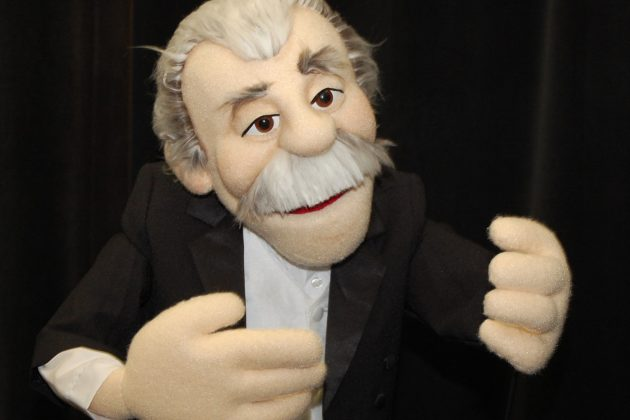 UConn Puppets Take the Pops
