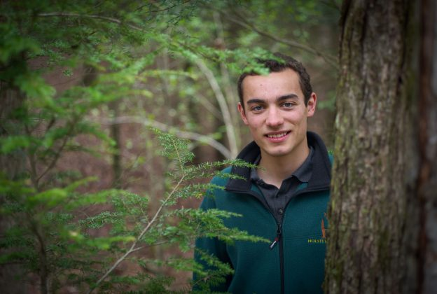 UConn Sophomore Wins Udall Scholarship