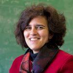 Head shot of Masha Gordina, professor of mathematics. (Bria Diaz/UConn Photo)