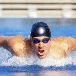 Swimmer. (iStock Photo)