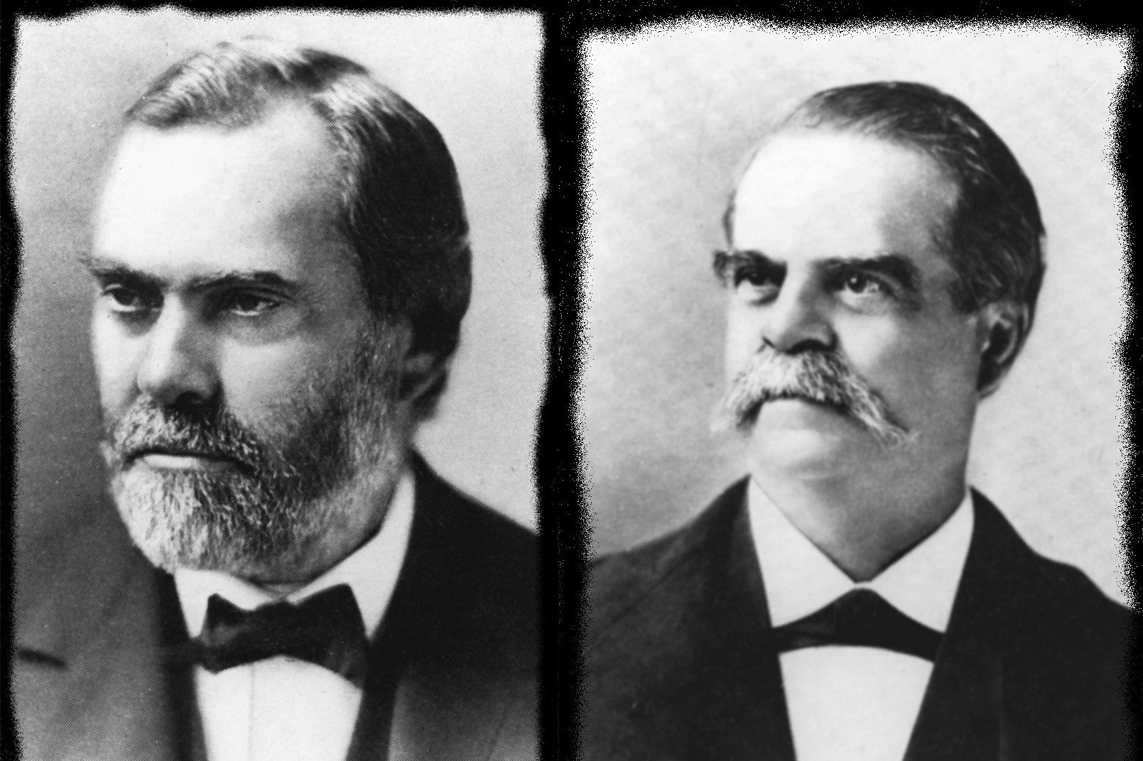 The Storrs brothers. (Archives & Special Collections, UConn Library)