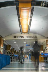 UConn Waterbury campus on Dec. 1, 2016. (Sean Flynn/UConn Photo)