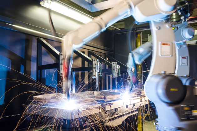 UConn Named to Advanced Robotics Manufacturing Institute