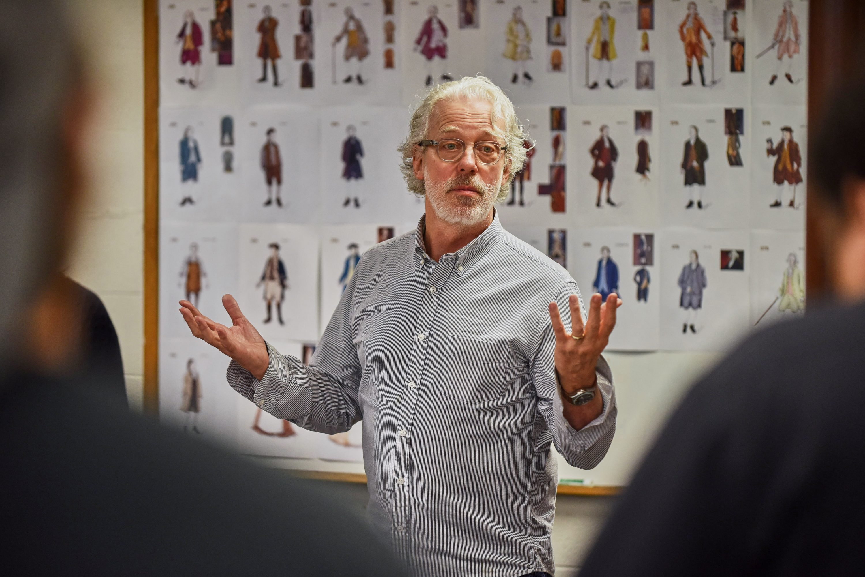 Terrence Mann Actor >> Nutmeg Summer Series Opens With Broadway Veteran As Director